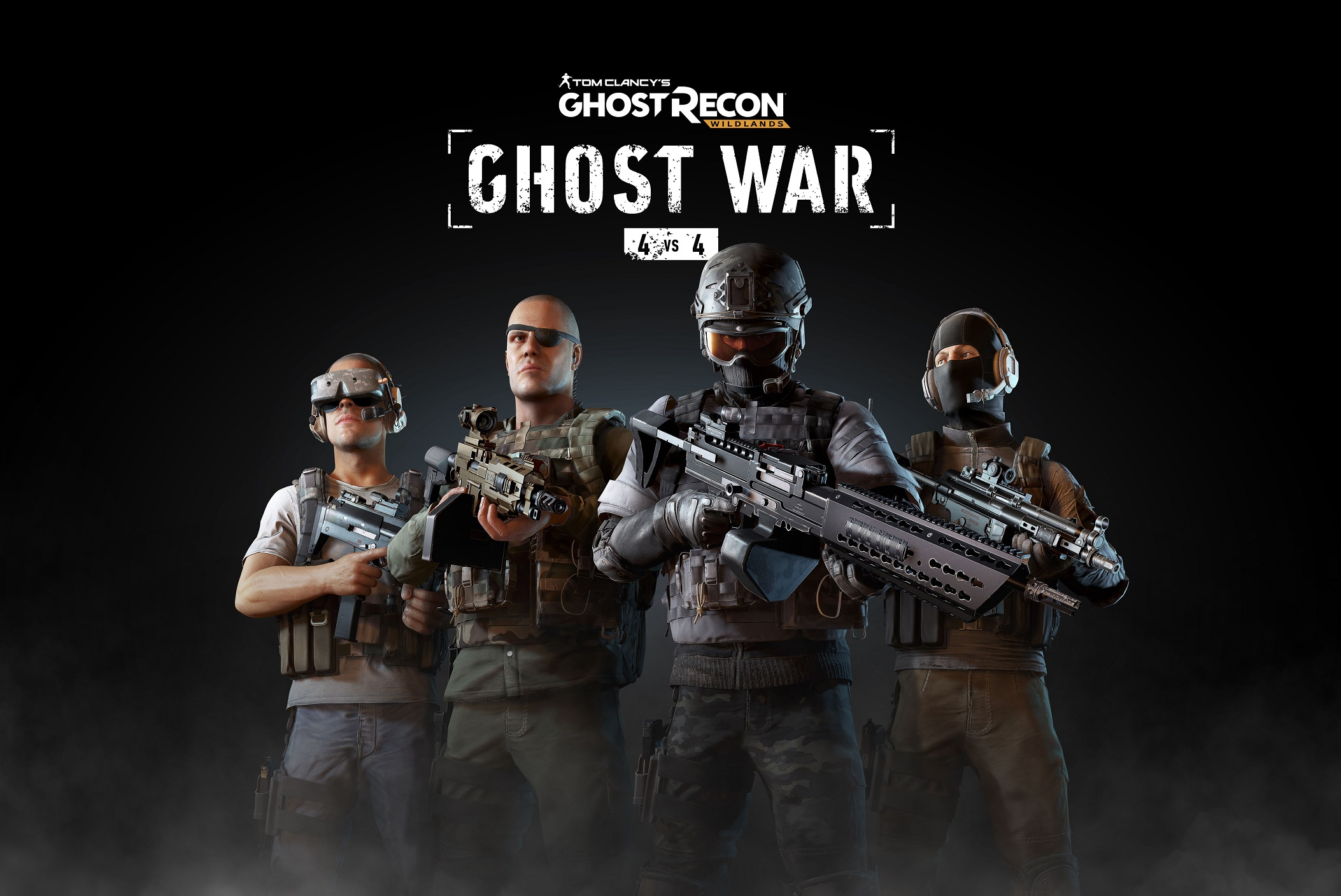 """Ghost Recon Wildlands""-PvP in ""Ghost War"" eSport Ligen in Europa, oder Deutschland"