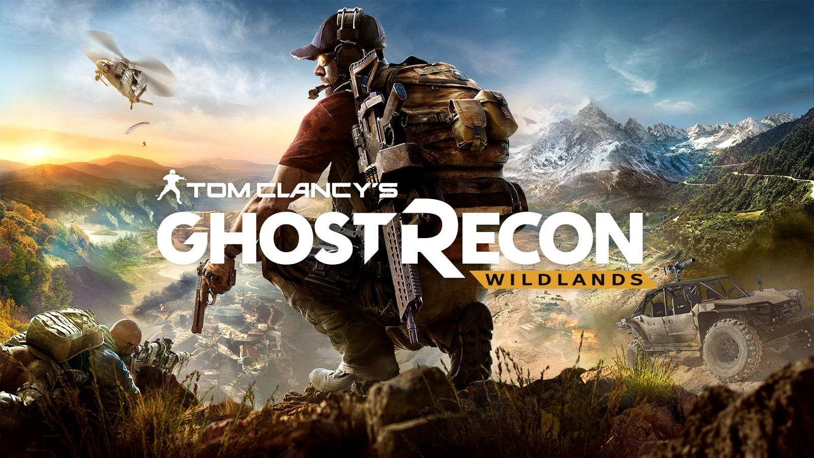 Reminder: Ghost Recon Wildlands Rainbow Six Crossover Bald vorbei!!!