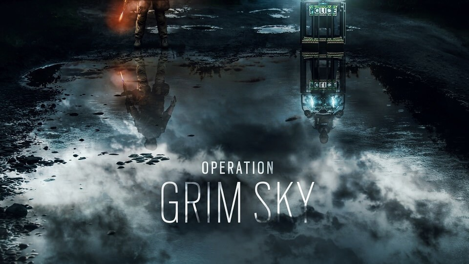 Reminder: Rainbow Six Siege – Operation Grim Sky kommt!